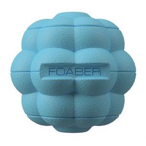 Foaber Foaber bump bal voerbal foam / rubber blauw