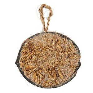 Zolux Zolux halve kokosnoot met vet en meelwormen