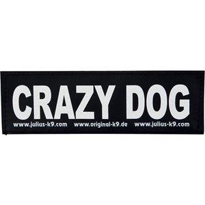 Julius k9 Julius k9 labels voor power-harnas / tuig crazy dog