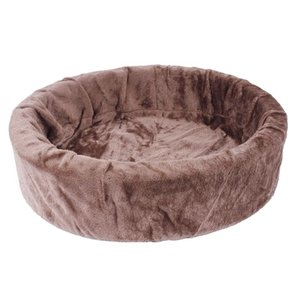 Petcomfort Petcomfort kattenmand / hondenmand bont choco bruin