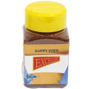 Excellent Excellent guppyvoer