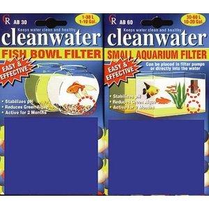 Cleanwater Cleanwater filterkorrels voor aquarium
