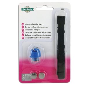 Petsafe Petsafe infrarood halsbandsleutel blauw