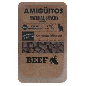 Amiguitos 9x amiguitos catsnack beef