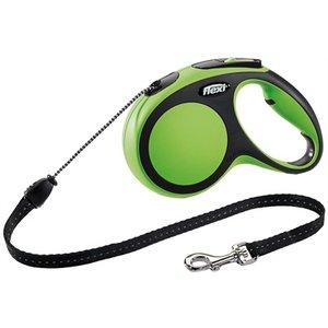 Flexi Flexi rollijn new comfort cord groen