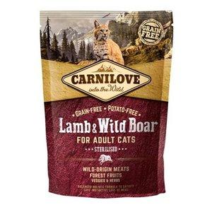 Carnilove Carnilove lamb / wild boar sterilised