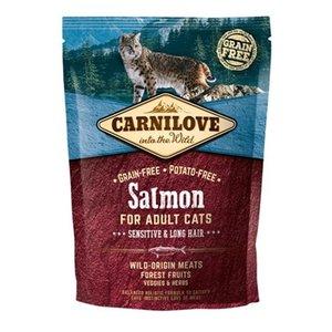 Carnilove Carnilove salmon sensitive / long hair