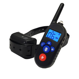Trainingshalsband teletac 300m oplaadbaar WT-420