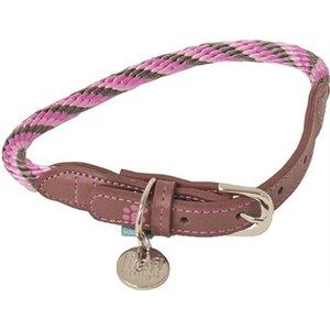 Lief! Lief! halsband girls beige / roze