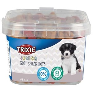Trixie Trixie junior soft snack dots met omega-3