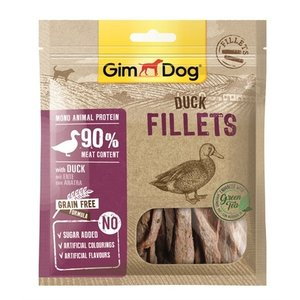 Gimborn Gimdog duck fillets with green tea