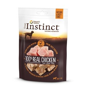 True instinct True instinct tasty cubes 100% chicken