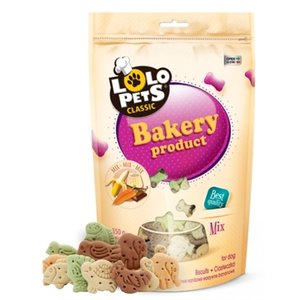 Lolo pets Lolo pets biscuits animals mix hondenkoekjes