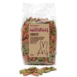 Naturals Rosewood naturals wortelsnoepjes