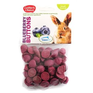 Critter's choice Critter's choice blueberry buttons