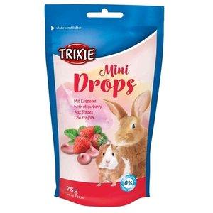 Trixie Trixie mini drops aardbei