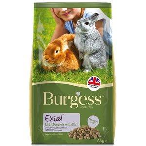 Burgess Burgess excel rabbit light konijnenvoer