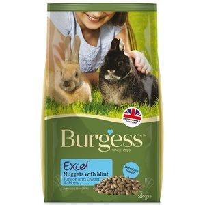 Burgess Burgess excel rabbit junior & dwergkonijn