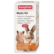 Beaphar Beaphar multi-vitamine knaagdier en konijnen