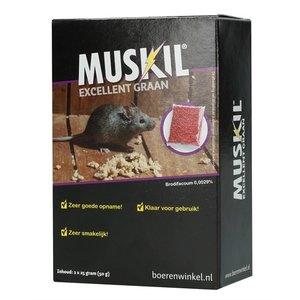 Merkloos Muskil excellent graan muis