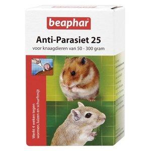 Beaphar Beaphar anti-parasiet 25 knaagdier