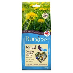 Burgess Burgess excel snacks country garden kruiden