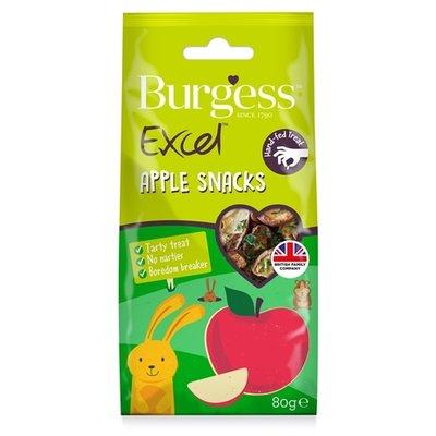 Burgess Burgess excel snacks appel