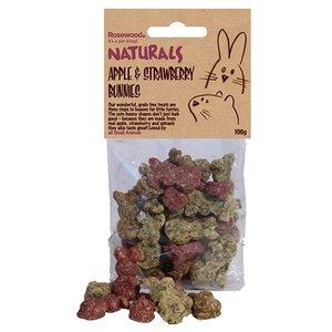 Rosewood Rosewood appel / aardbeien konijntjes