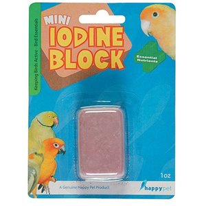 Happy pet Happy pet mini iodine block