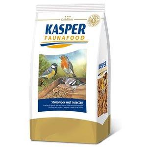 Kasper faunafood Kasper faunafood goldline strooivoer met insecten
