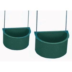 Merkloos Kolibribakje groen