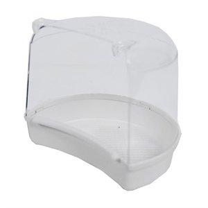 Boon Boon badhuis voor ronde kooien wit