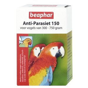 Beaphar Beaphar anti-parasiet 150  vogel (300-750gr)