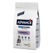 Advance Advance cat hairball turkey / rice