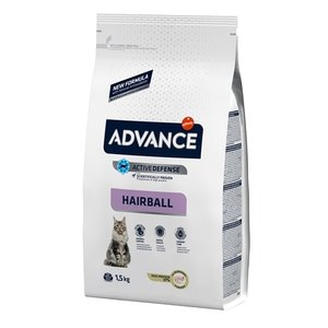 Advance Advance cat hairball turkey / rice