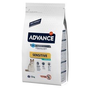 Advance Advance cat sterilized sensitive salmon