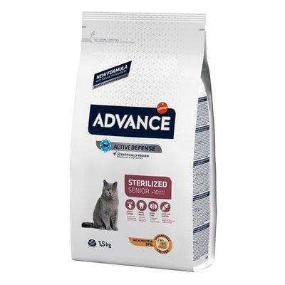Advance Advance cat sterilized sensitive senior 10+