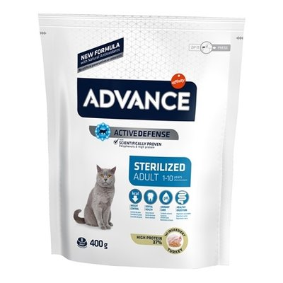 Advance Advance cat sterilized turkey