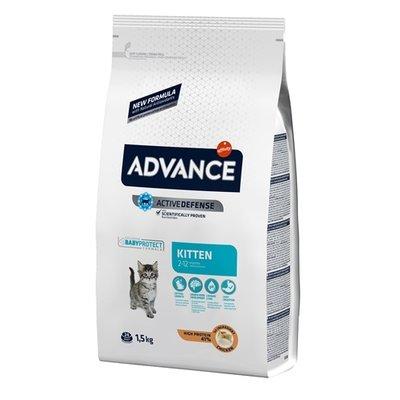 Advance Advance cat kitten chicken / rice
