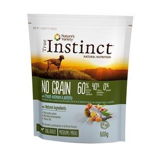 True instinct True instinct grain free adult medium salmon