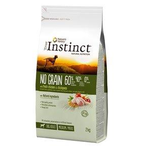 True instinct True instinct no grain medium adult chicken