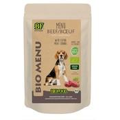 Biofood 15x biofood organic hond rund menu pouch