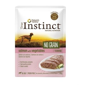 True instinct True instinct adult medium salmon terrine grain free