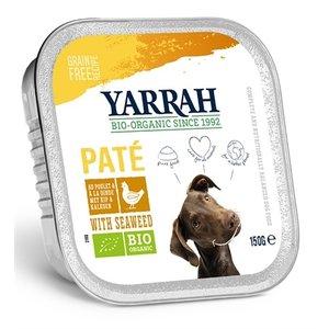 Yarrah Yarrah dog alu pate kip / zeewier graanvrij