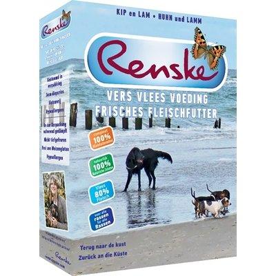 Renske 10x renske vers vlees voeding hond vakantie