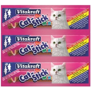 Vitakraft Vitakraft cat-stick mini kabeljauw met tonijn