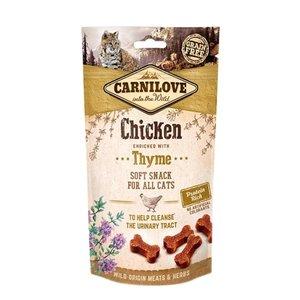 Carnilove Carnilove soft snack kip / tijm