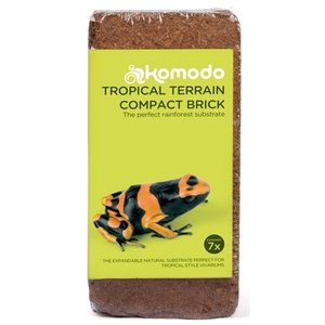 Komodo Komodo trop terrain compact blok standaard