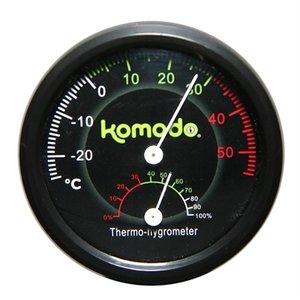 Komodo Komodo thermometer/hygrometer analoog