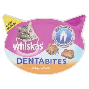 Whiskas 8x whiskas dentabites